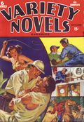 Variety Novels Magazine Pulp Replica (2013 Adventure House) Sep 1938