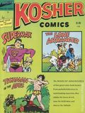 Kosher Comics (1966) 0
