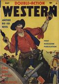 Double Action Western Magazine (1934-1960 Columbia) Pulp Vol. 8 #6