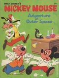 Mickey Mouse Adventure in Outer Space (1968 Whitman BLB) 2020