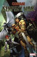 Conan Serpent War TPB (2020 Marvel) 1-1ST