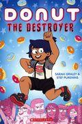 Donut the Destroyer GN (2020 Scholastic Graphix) 1-1ST