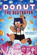 Donut the Destroyer HC (2020 Scholastic Graphix) 1-1ST
