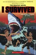 I Survived: The Shark Attack of 1916 GN (2020 Scholastic Graphix) 1-1ST