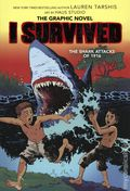 I Survived: The Shark Attack of 1916 HC (2020 Scholastic Graphix) 1-1ST