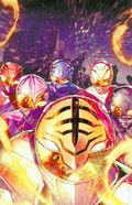 Mighty Morphin Power Rangers (2016) 51C
