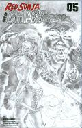 Red Sonja Age of Chaos (2020 Dynamite) 5H