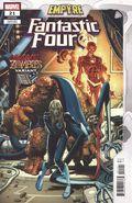 Fantastic Four (2018 6th Series) 21B