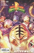 Mighty Morphin Power Rangers (2016 Boom) 51A