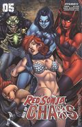 Red Sonja Age of Chaos (2020 Dynamite) 5C