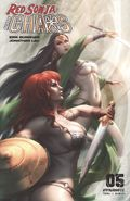 Red Sonja Age of Chaos (2020 Dynamite) 5D