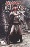 Red Sonja Age of Chaos (2020 Dynamite) 5E