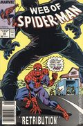 Web of Spider-Man (1985 1st Series) 39