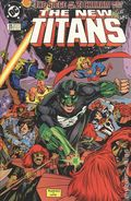 New Teen Titans (1984 2nd Series) New Titans 125
