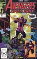 Avengers Spotlight (1989-1991 Marvel) 33