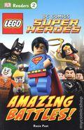 LEGO DC Comics Super Heroes Amazing Battles SC (2015 DK Publishing) 0