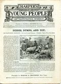 Harper's Young People (1879-1899 Harper & Brothers) Vol. 4 #158