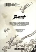 Blackout TPB (2020 Behemoth Comics) By Chris Tex and Santtos 1-1ST