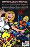 Eternals TPB (2020 Marvel) By Jack Kirby The Complete Collection 1A-1ST