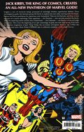 Eternals TPB (2020 Marvel) By Jack Kirby The Complete Collection 1B-1ST