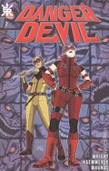 Danger Devil (2020 Source Point Press) 2