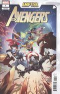 Empyre Avengers (2020 Marvel) 1B