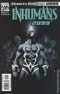 Marvel Knights 2099 Inhumans (2004) 1