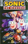 Sonic The Hedgehog (2018 IDW) 29RI