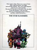 Star Slammers GN (1983 Marvel) 1-1ST