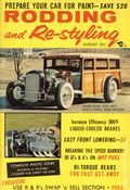 Rodding and Re-Styling (1955-1966 Universal Publishing) Hot Rod Magazine Vol. 4 #6