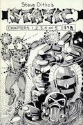Steve Ditko's Static TPB (1989 Charlton Comics) 1-1ST