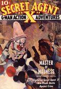 Secret Agent X: Master of Madness SC (2012 Altus Press) 1ST