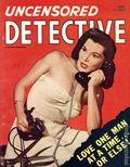 Uncensored Detective (1942) True Crime Magazine Vol. 4 #10