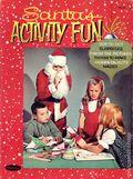 Santa's Activity Fun (1962 Whitman) 1003