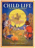 Child Life (1921-1977 Rand McNally) Magazine Nov 1937