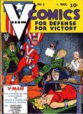 V Comics (1942) 2