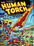 Human Torch Comics (1940) 5B