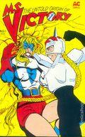 Untold Origin of Ms. Victory (1989) 1