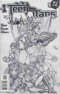 Teen Titans (2003-2011 3rd Series) 1REP.4TH.DF.SGN.B