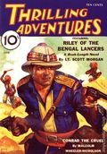 Thrilling Adventures Reprint (2011 Adventure House) Jun 1933