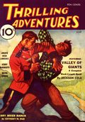 Thrilling Adventures Reprint (2011 Adventure House) Jul 1933