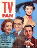 TV Fan (1953 Skye Publishing Co) Oct 1955