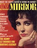 TV Radio Mirror (1954-1976 Macfadden) Magazine Vol. 60 #6