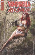 Vampirella Red Sonja (2019 Dynamite) 9D