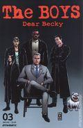 Boys Dear Becky (2020 Dynamite) 3A