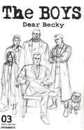 Boys Dear Becky (2020 Dynamite) 3B