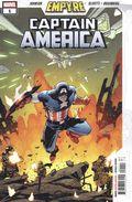 Empyre Captain America (2020 Marvel) 1A