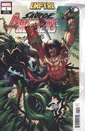 Empyre Savage Avengers (2020 Marvel) 1B