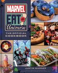 Marvel Eat the Universe The Official Cookbook HC (2020 Insight Editions) 1-1ST