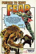 Adventure into Fear Omnibus HC (2020 Marvel) 1-1ST